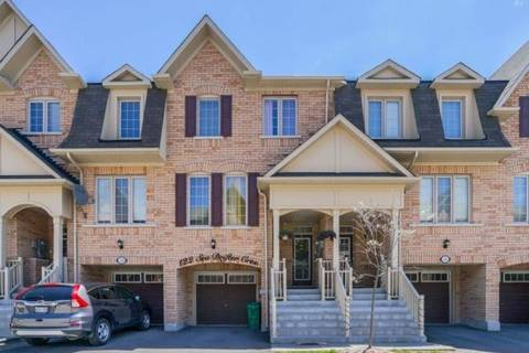 Townhouse for sale at 122 Sea Drifter Cres Brampton Ontario - MLS: W4451913