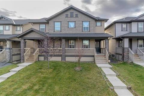 Townhouse for sale at 122 Skyview Ranch Manr Northeast Calgary Alberta - MLS: C4272427