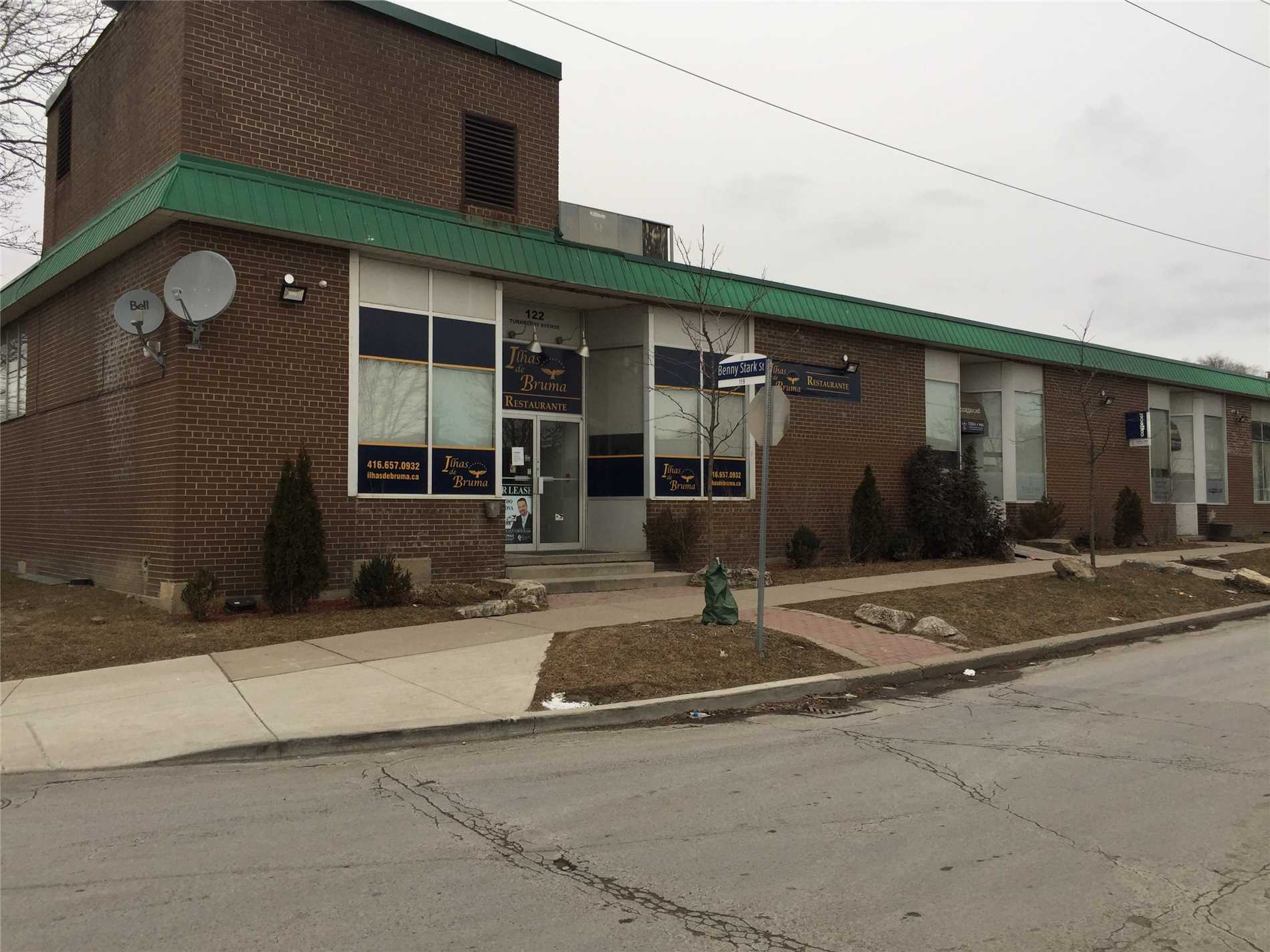 Commercial Property For Sale At 122 Turnberry Ave Toronto Ontario