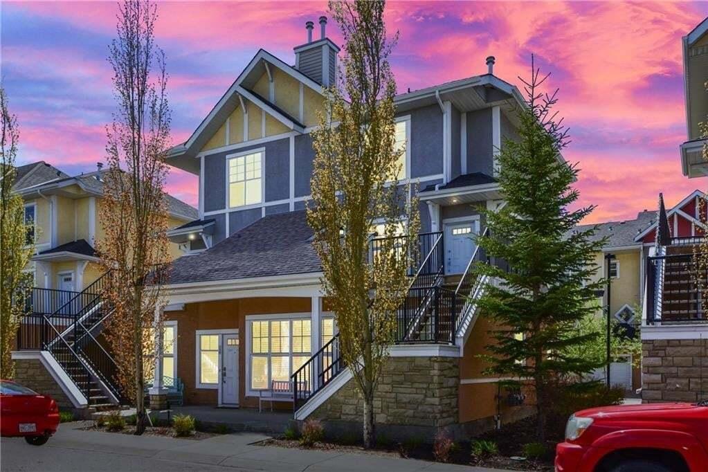 Townhouse for sale at 122 West Springs Rd SW West Springs, Calgary Alberta - MLS: C4297672