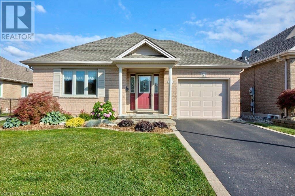 House for sale at 122 Weston Dr Tillsonburg Ontario - MLS: 231229