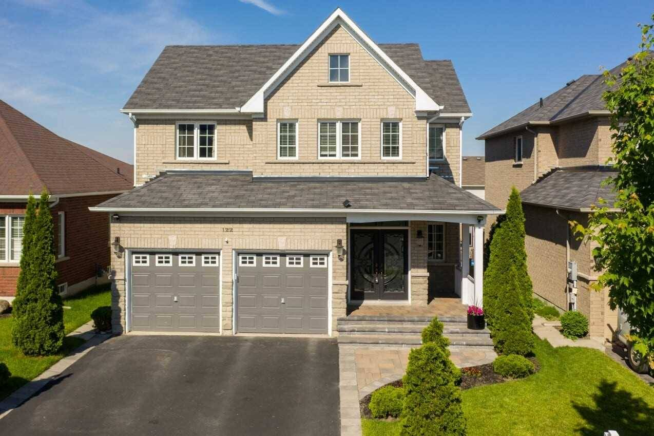 House for sale at 122 Winchester Terr Barrie Ontario - MLS: S4460218