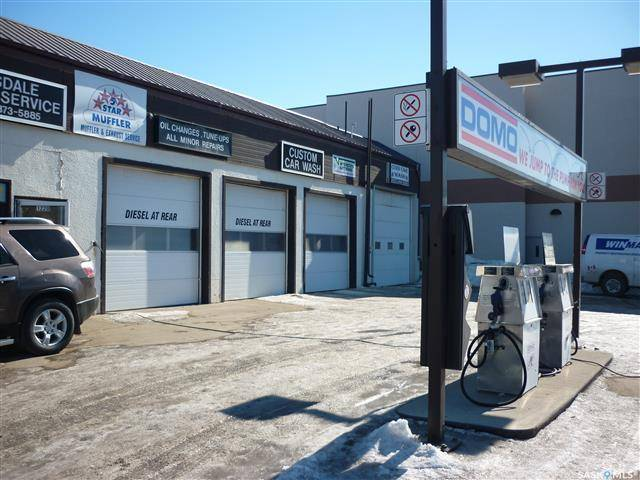 Commercial property for sale at 1220 100th St Tisdale Saskatchewan - MLS: SK804432