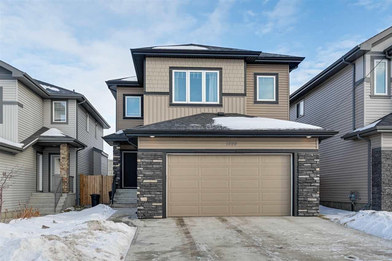 House for sale at 1220 152 Av NW Edmonton Alberta - MLS: E4222197