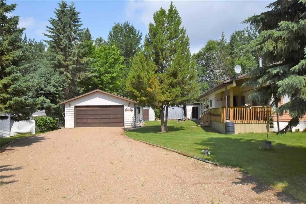 House for sale at 1220 Birch Cres Rural Athabasca County Alberta - MLS: E4204800