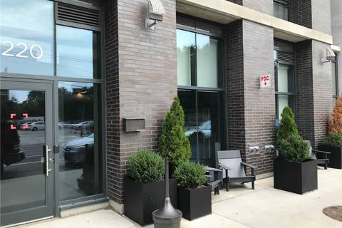 Commercial property for lease at 1220 Dundas St Toronto Ontario - MLS: E4582350