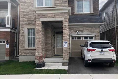 House for rent at 1220 Leger Wy Milton Ontario - MLS: W4449318