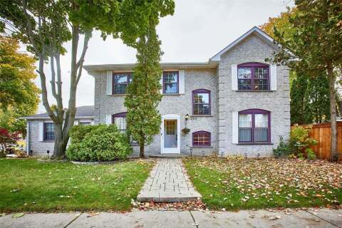 House for sale at 1220 Maple Gate Rd Pickering Ontario - MLS: E4962152