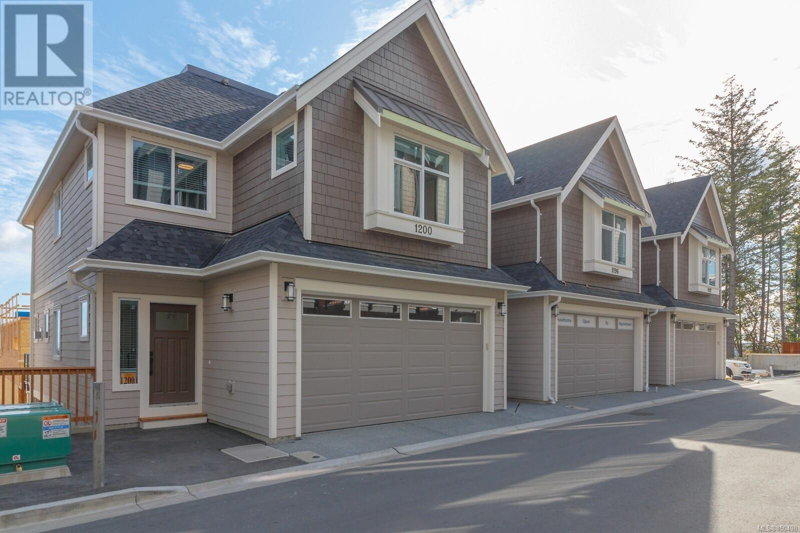 Townhouse for sale at 1220 Moonstone Lp Langford British Columbia - MLS: 850498