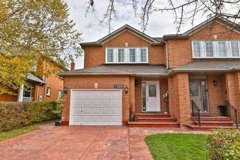 Townhouse for sale at 1220 Old Oak Dr Oakville Ontario - MLS: W4620309