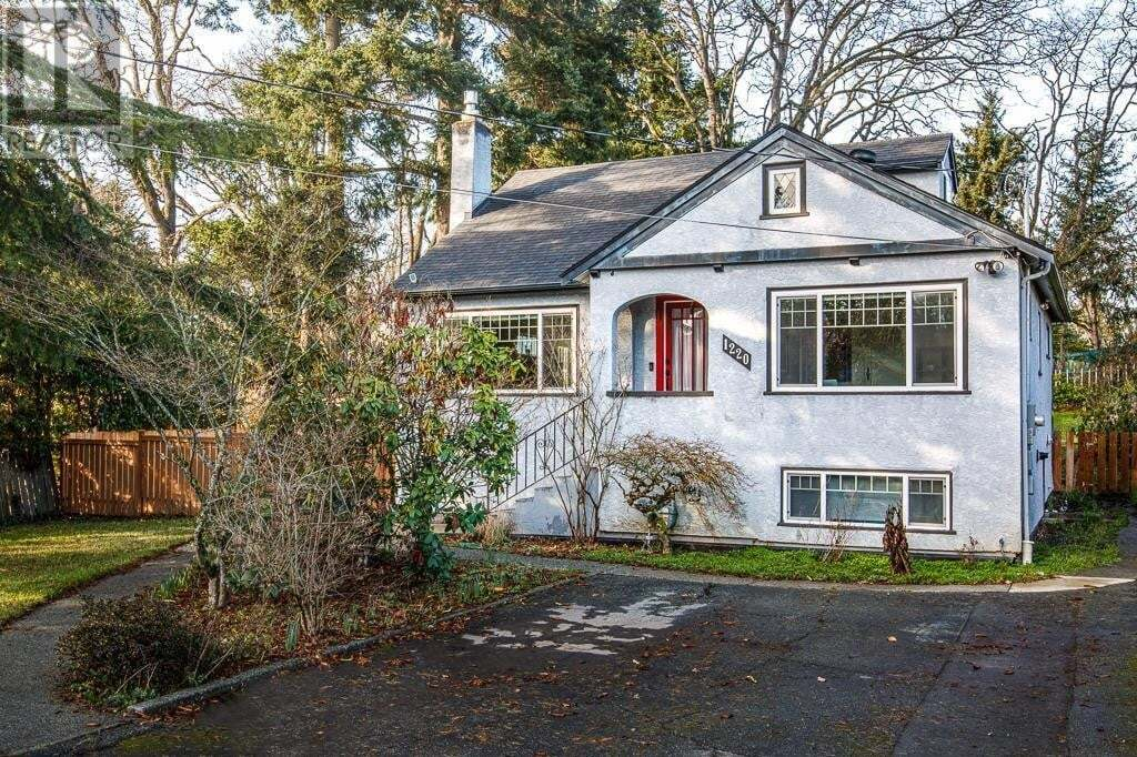 House for sale at 1220 Reynolds Rd Victoria British Columbia - MLS: 426509