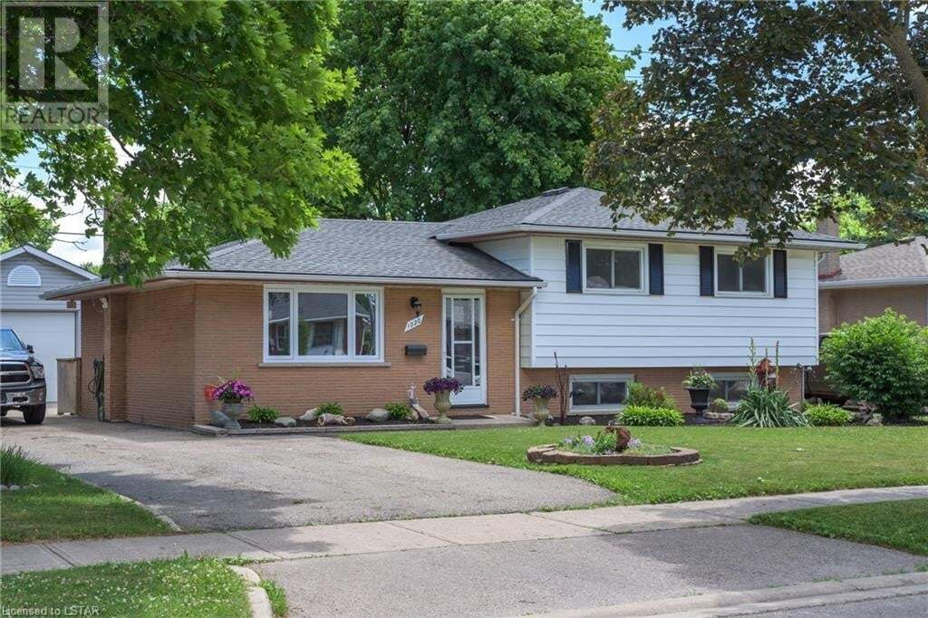House for sale at 1220 Sorrel Rd London Ontario - MLS: 268809