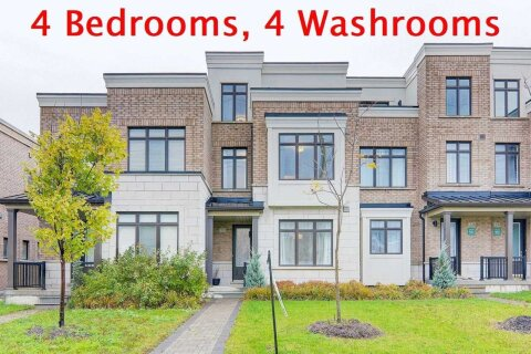 Townhouse for sale at 1220 Wellington St Aurora Ontario - MLS: N4955776