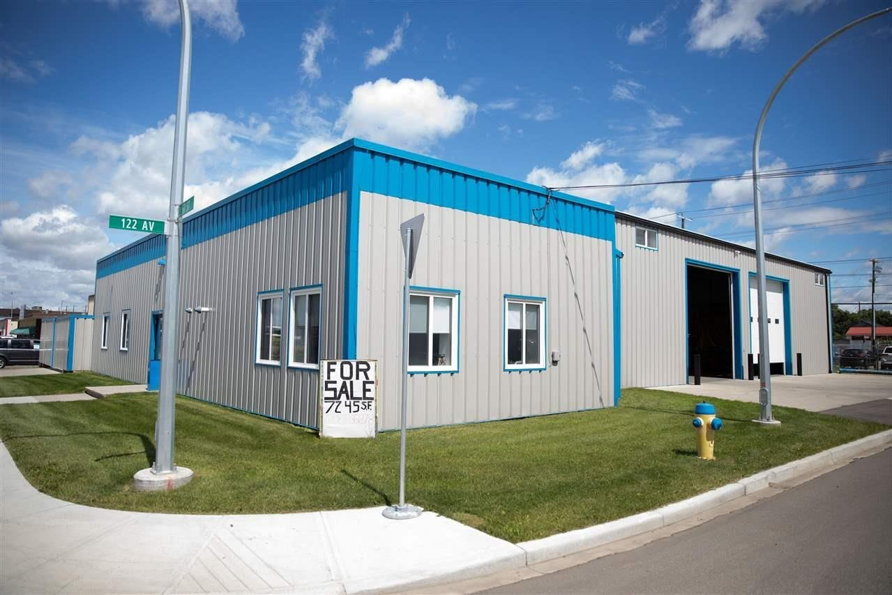 Commercial property for sale at 12203 67 St NW Edmonton Alberta - MLS: E4208176