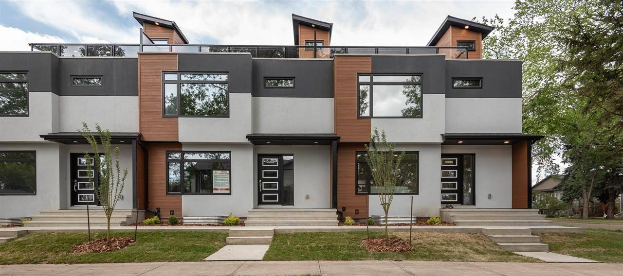 Townhouse for sale at 12206 117 Ave Nw Edmonton Alberta - MLS: E4183904