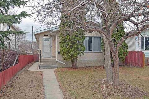 House for sale at 12206 64 St Nw Edmonton Alberta - MLS: E4154506