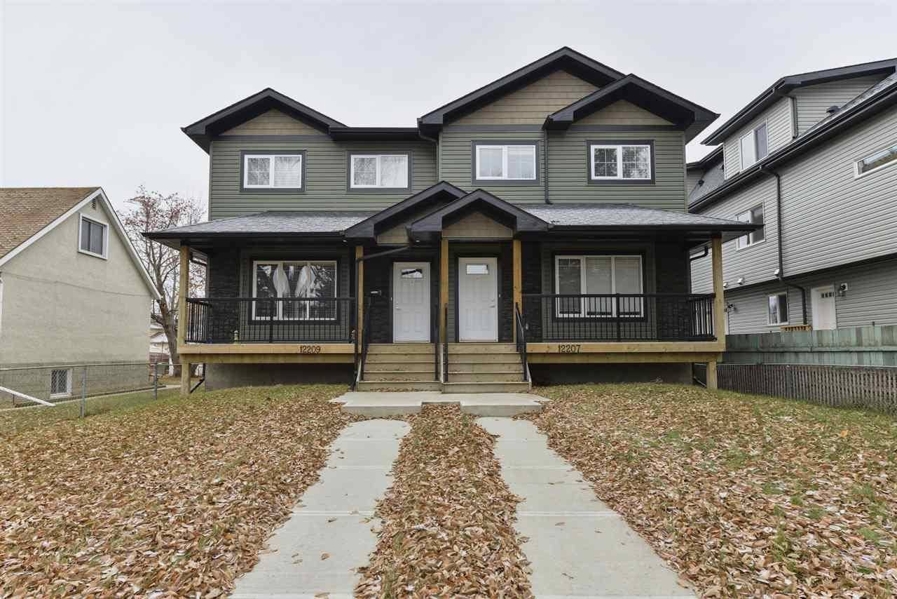 Townhouse for sale at 12207 103 St Nw Edmonton Alberta - MLS: E4189938