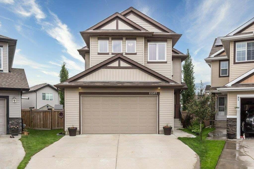 House for sale at 12207 171 Av NW Edmonton Alberta - MLS: E4203624