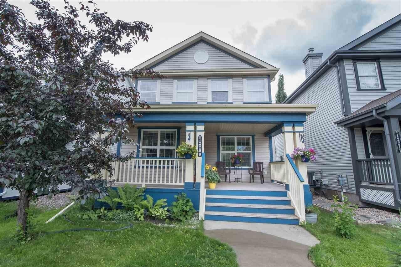 House for sale at 12209 16 Av SW Edmonton Alberta - MLS: E4219524