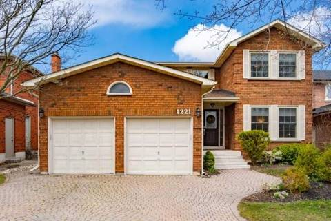 House for sale at 1221 Parsons Ln Oakville Ontario - MLS: W4747167