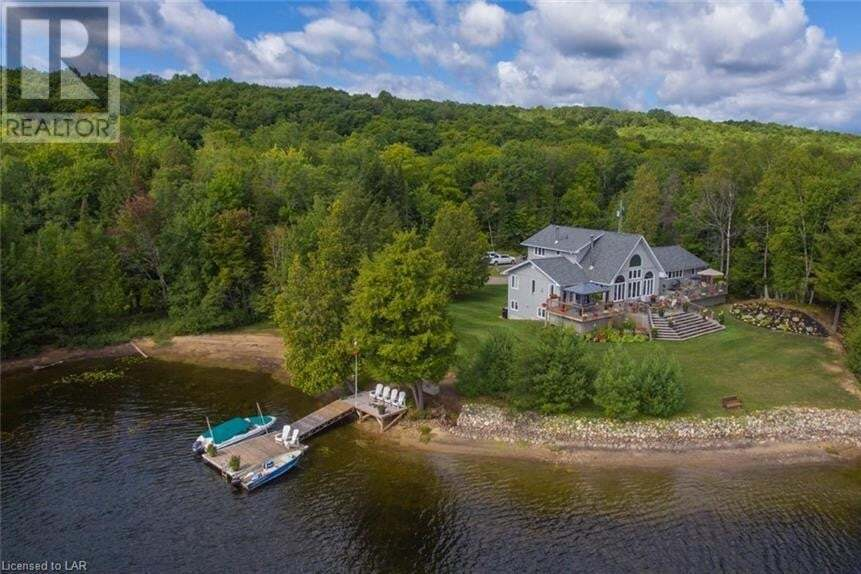 House for sale at 1221 Sullivan Rd Haliburton Ontario - MLS: 257748