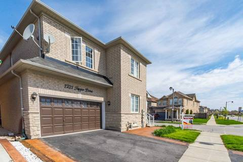 House for sale at 1221 Tupper Dr Milton Ontario - MLS: W4452085