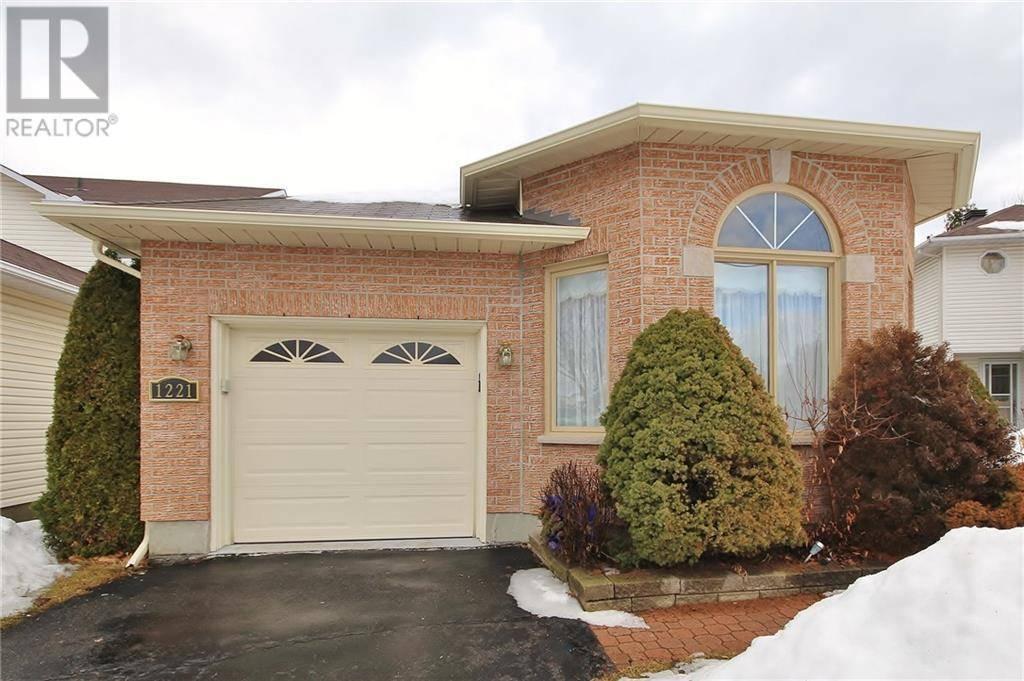House for rent at 1221 Whiterock St Ottawa Ontario - MLS: 1182998