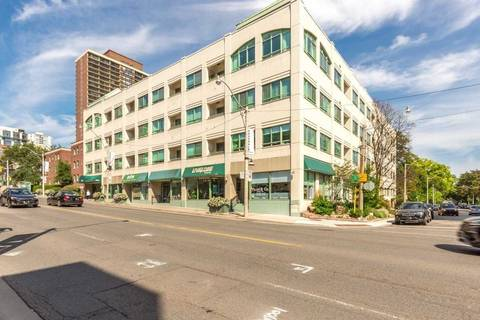 Commercial property for lease at 1221 Yonge St Toronto Ontario - MLS: C4583444