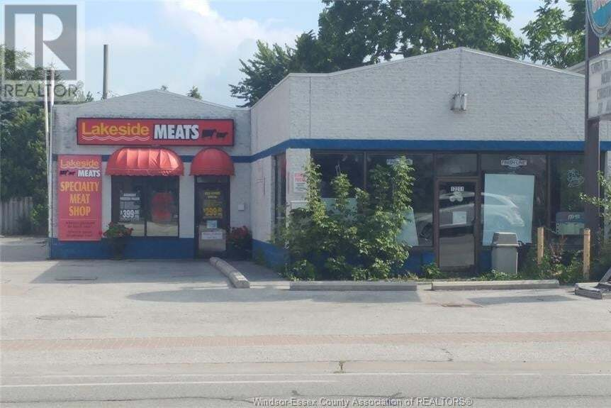 Residential property for sale at 12211-1221 Riverside Dr East Tecumseh Ontario - MLS: 20010611
