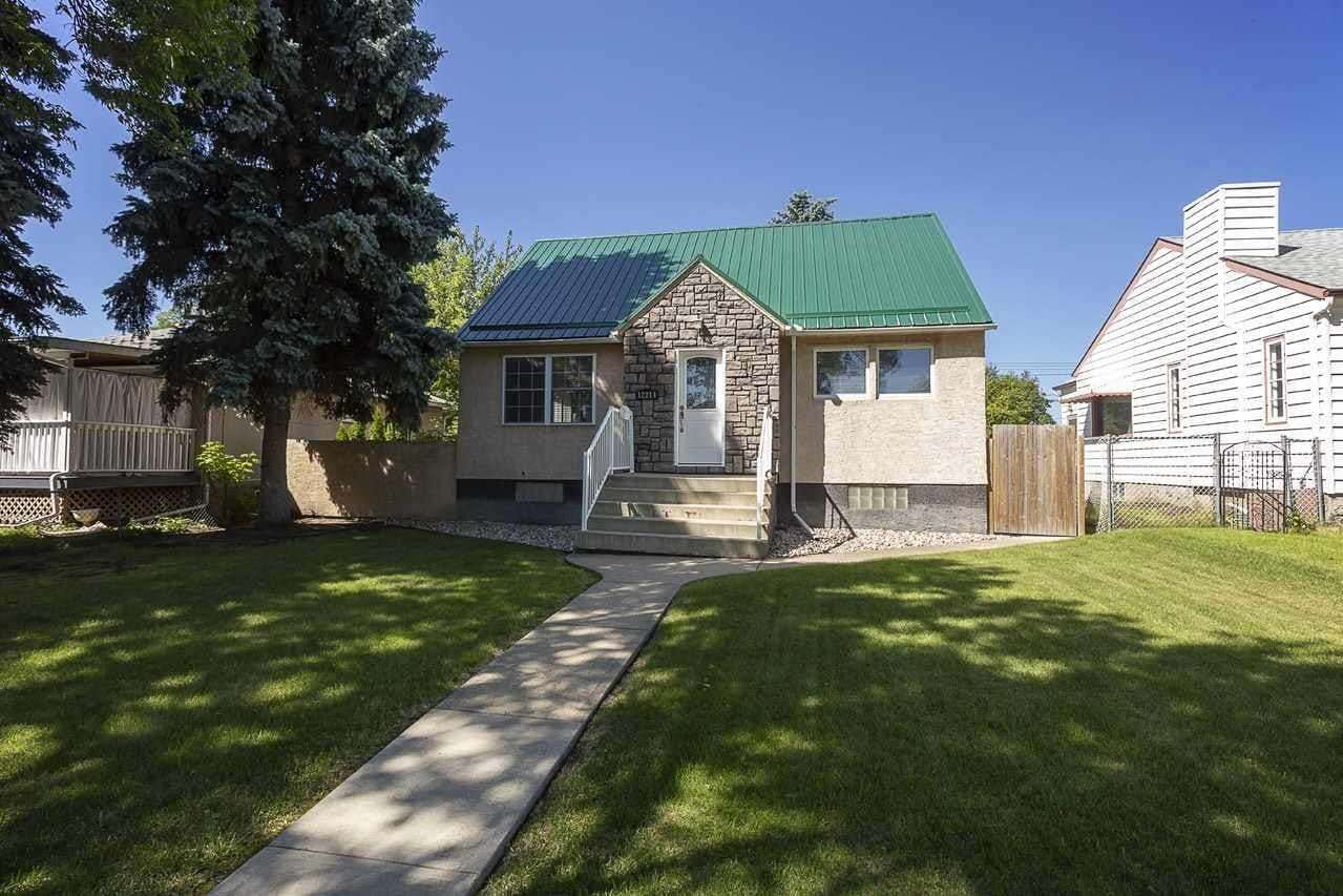 House for sale at 12214 87 St NW Edmonton Alberta - MLS: E4209921