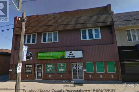 Commercial property for sale at 12218 Tecumseh Rd East Tecumseh Ontario - MLS: 19016600