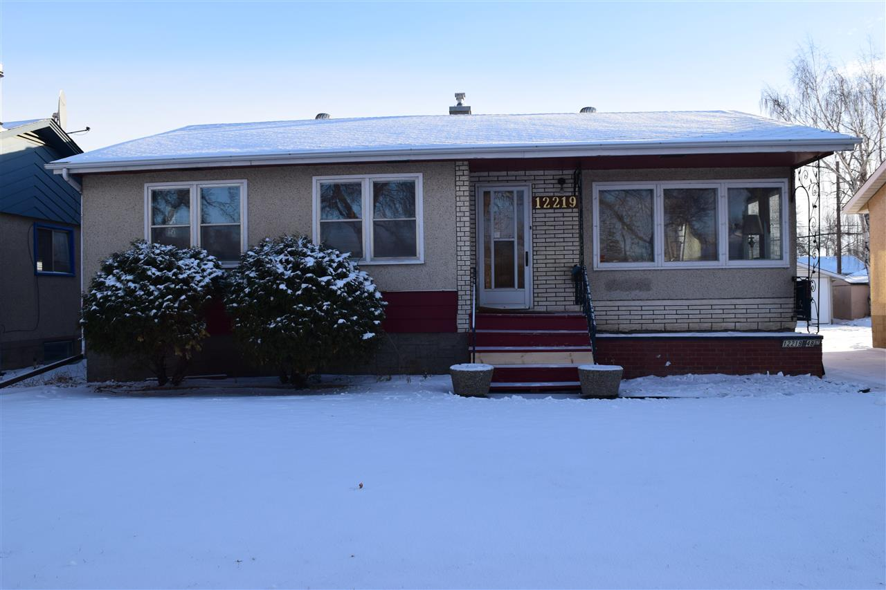 For Sale: 12219 48 Street, Edmonton, AB | 3 Bed, 2 Bath House for $259,900. See 28 photos!