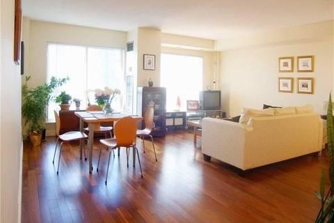 Apartment for rent at 25 The Esplanade Blvd Unit 1222 Toronto Ontario - MLS: C4458001