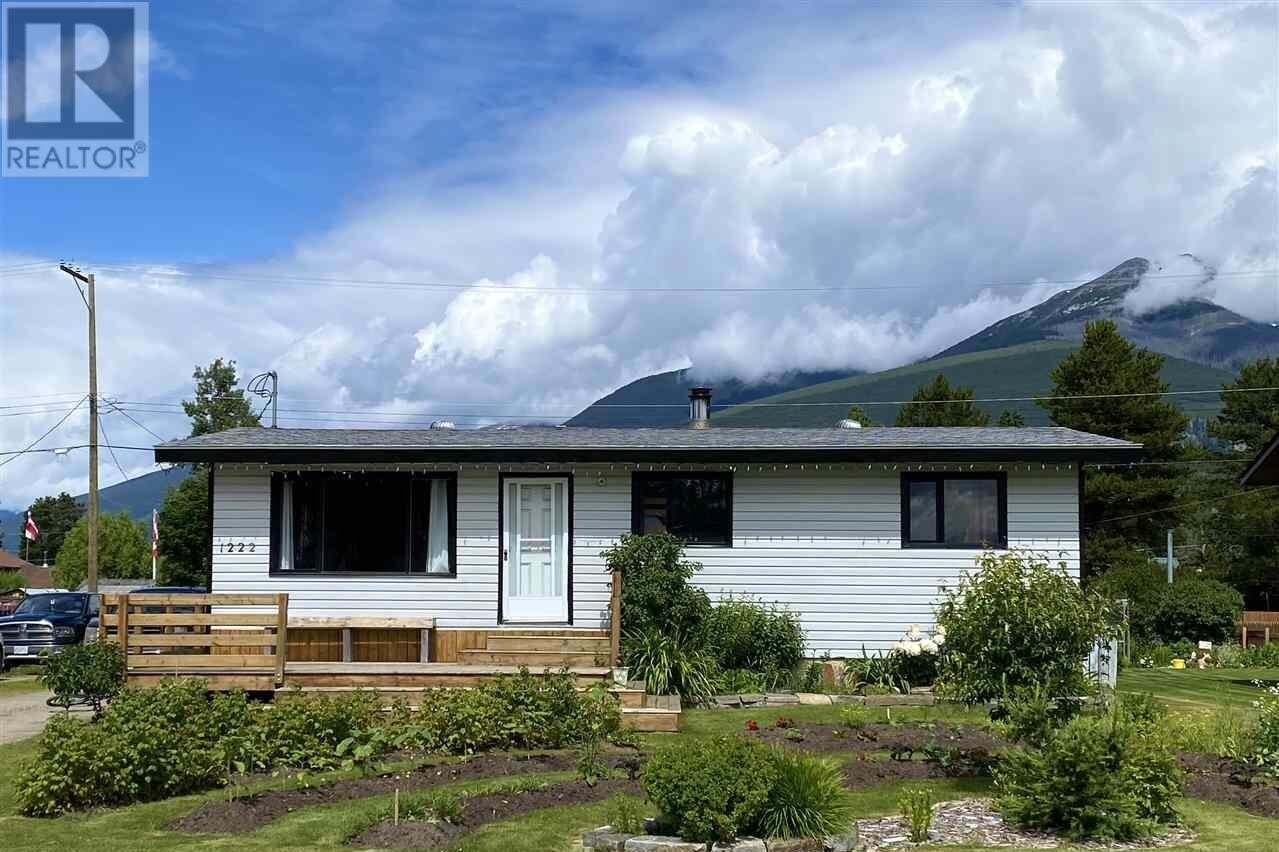 House for sale at 1222 8th Ave Valemount British Columbia - MLS: R2444600