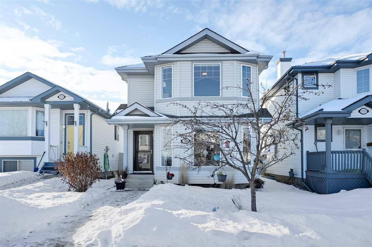 House for sale at 1222 Gillespie Cres Nw Edmonton Alberta - MLS: E4186370