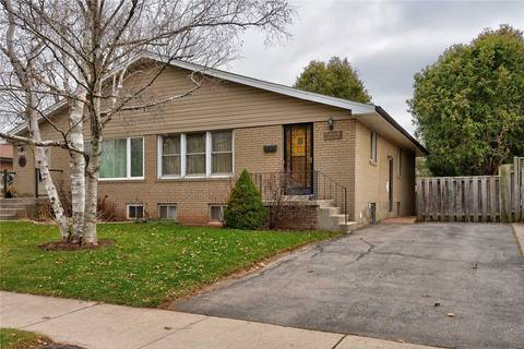 Townhouse for sale at 1222 Grange Rd Oakville Ontario - MLS: W4646680