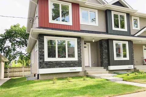 Townhouse for sale at 12221 117 Ave Nw Edmonton Alberta - MLS: E4147181