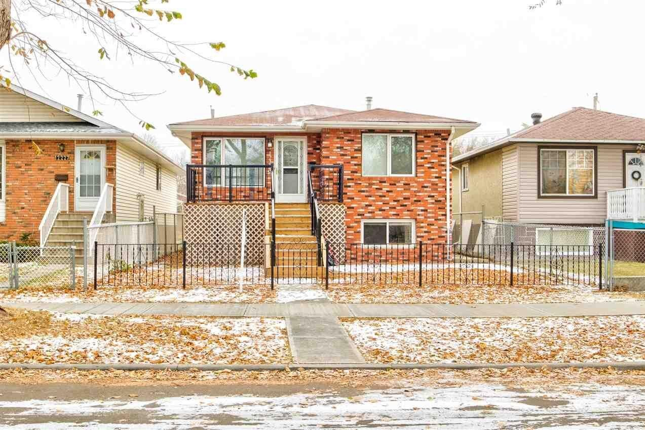 House for sale at 12223 92 St NW Edmonton Alberta - MLS: E4218986