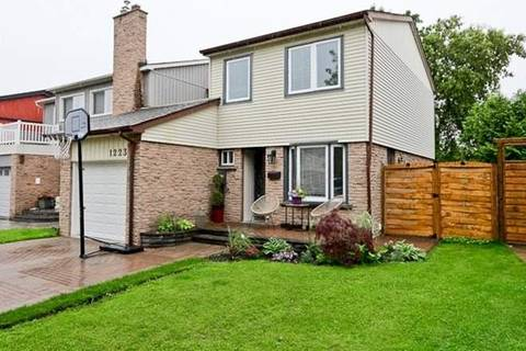 Townhouse for sale at 1223 Mulmur Ct Pickering Ontario - MLS: E4481347