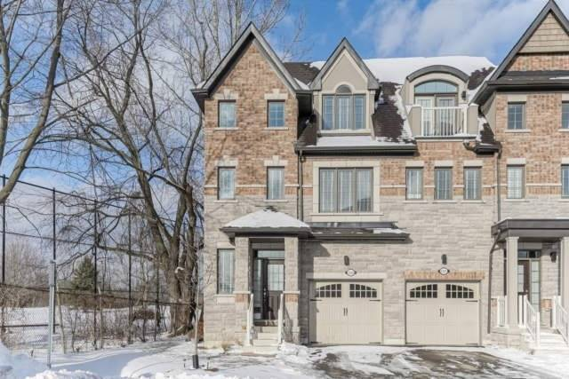 Townhouse for sale at 1223 Owls Head Rd Mississauga Ontario - MLS: W4703281