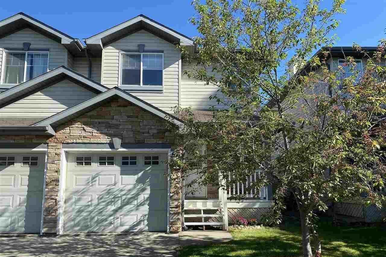 Townhouse for sale at 12230 16 Av SW Edmonton Alberta - MLS: E4211351