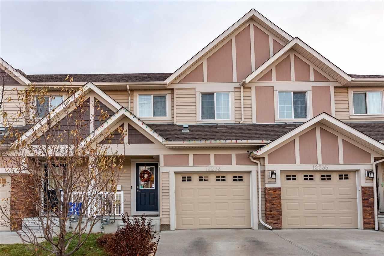 House for sale at 12233 167a Av NW Edmonton Alberta - MLS: E4220438