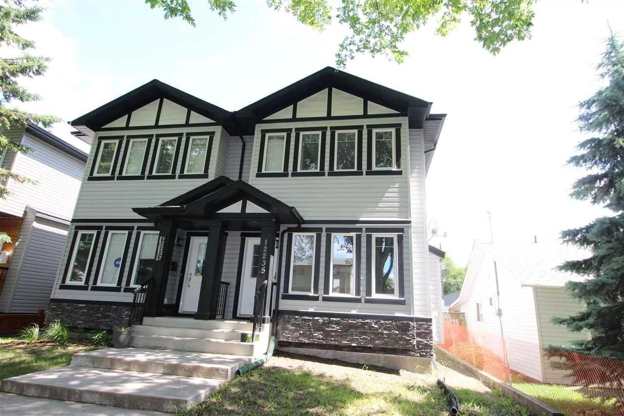Townhouse for sale at 12235 93 St NW Edmonton Alberta - MLS: E4206062