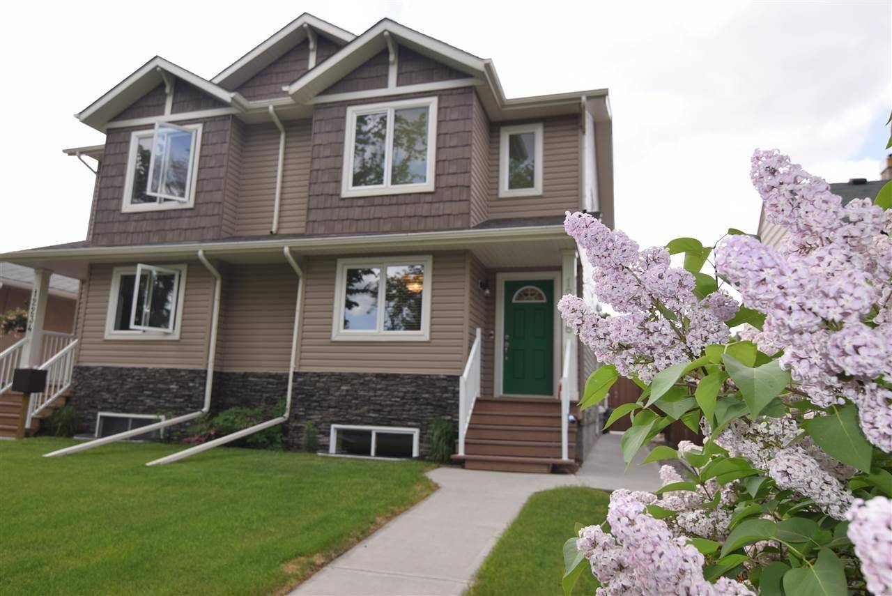 Townhouse for sale at 12236 103 St Nw Edmonton Alberta - MLS: E4161371
