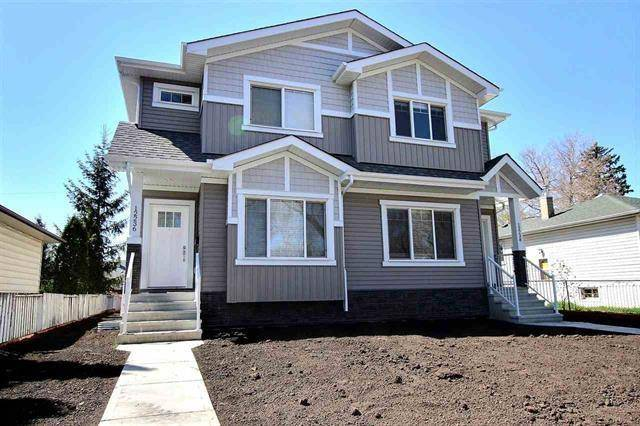 Townhouse for sale at 12236 89 St Nw Edmonton Alberta - MLS: E4168650
