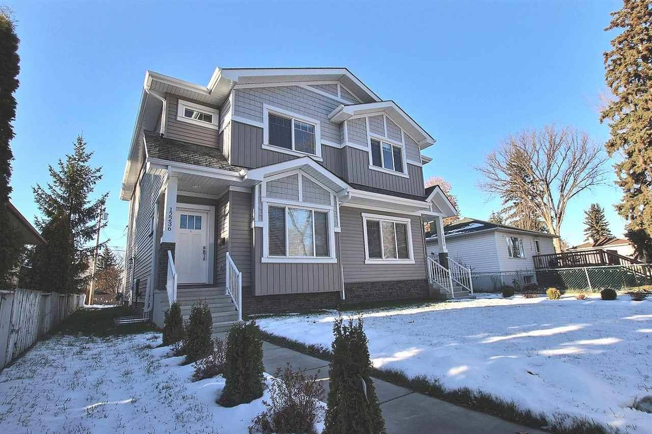 Townhouse for sale at 12236 89 St Nw Edmonton Alberta - MLS: E4180321