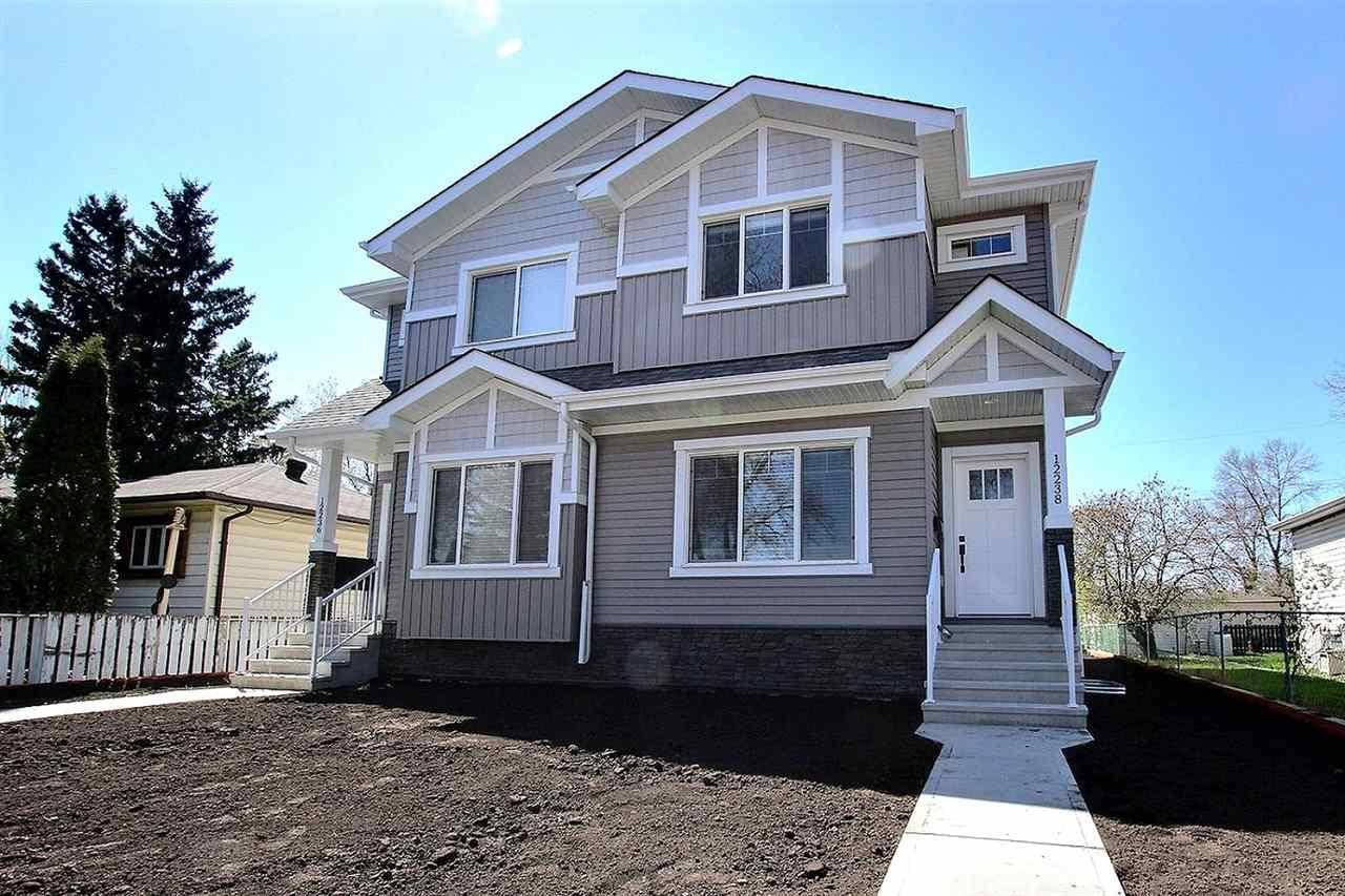 Townhouse for sale at 12238 89 St Nw Edmonton Alberta - MLS: E4168558