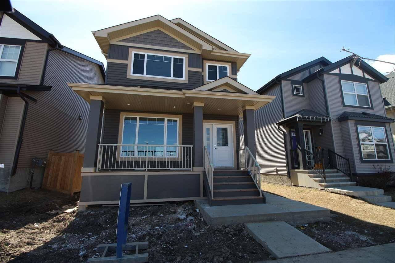 House for sale at 1224 Mcconachie Blvd Nw Edmonton Alberta - MLS: E4187044