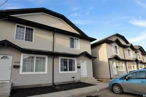 Townhouse for sale at 1224 Wessex Pl Regina Saskatchewan - MLS: SK778710