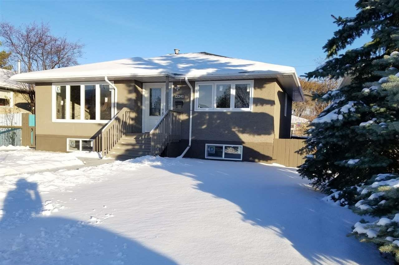 House for sale at 12241 54 St NW Edmonton Alberta - MLS: E4221329